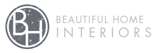 Beautiful Home Interiors Logo